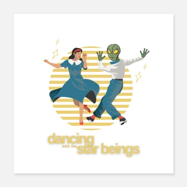 Dancing with the Star Beings - Poster