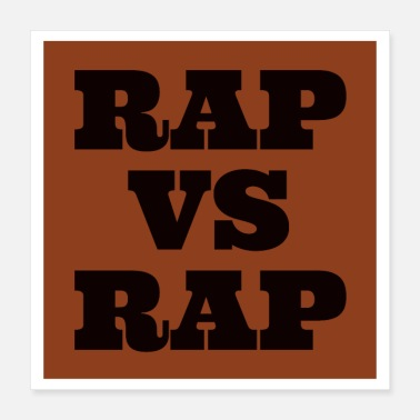 Rap Adobe Post (RAP VS RAP) - Poster