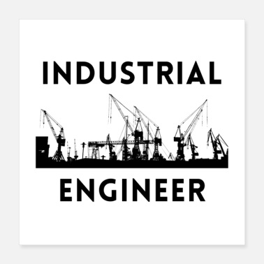 Technician Industrial Engineer / Technician - Poster