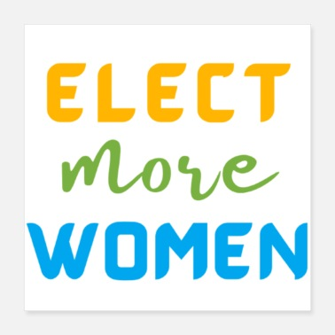 Politics WOMEN IN POLITICS - Poster