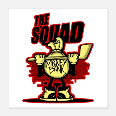 Stingy The banker squad - Poster