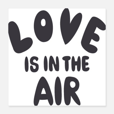 Air Love in the Air - Poster
