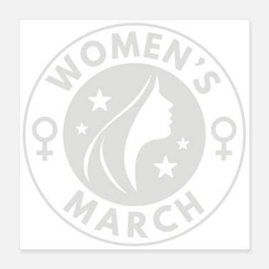 Marchingband Women s March - Poster