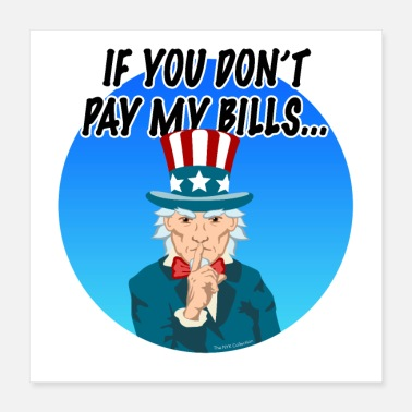Pay Pay my bills - Poster