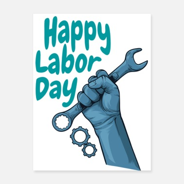 Labour Day Week labor day - Poster