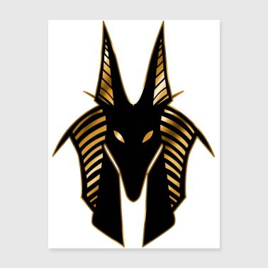 Anubis Recovered - Poster 18x24
