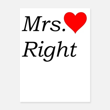 Macho Mrs. Right - Poster