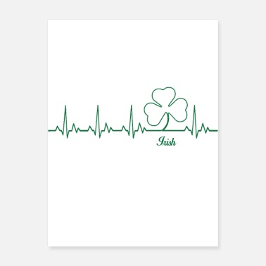 Irish IRISH HEARTBEAT - Poster
