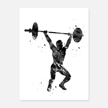 Weightlifting Weightlifting - Poster