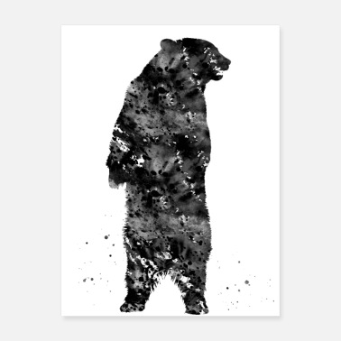 Grizzly Bears Grizzly Bear - Poster