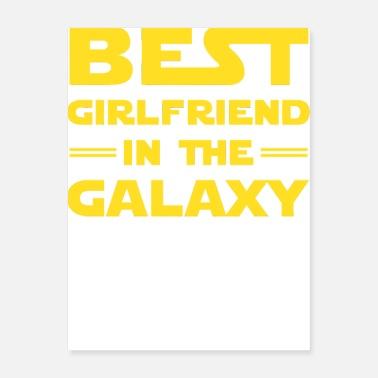 Darth Best Girlfriend in the Galaxy - Poster