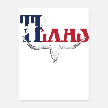 Tx Don t Mess With Texas - Poster