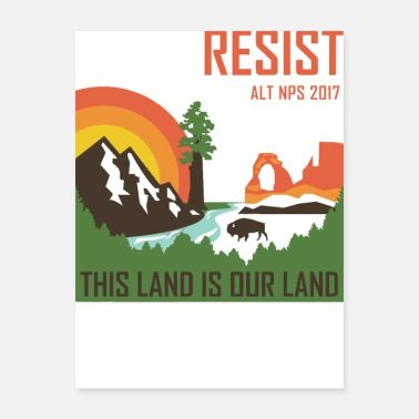 Wildlife Supporters Support ALT NPS - Poster