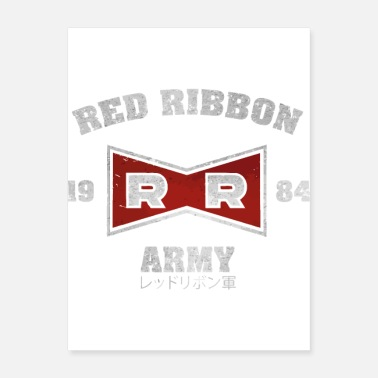 Ribbons Red Ribbon Army - Poster