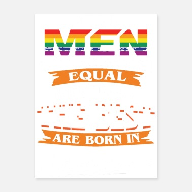 The Best Are Born In November Lgbt The Best Are Born In November LGBT - Poster