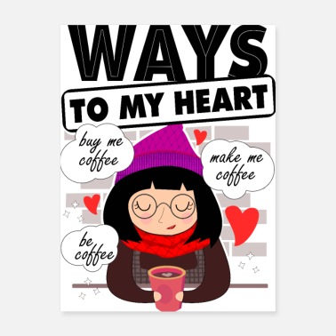 My Heart WAYS TO MY HEART - Poster