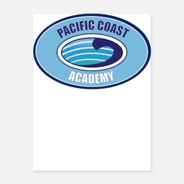 Academy PCA zoey 101 pacific coast academy logo - Poster