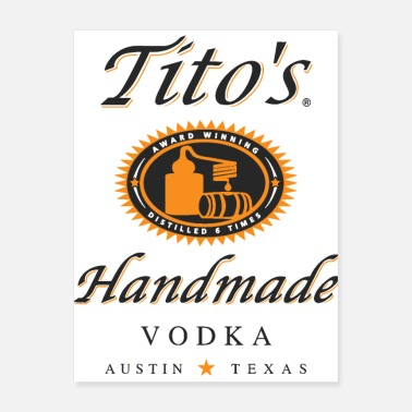 Vodka titos vodka - Poster