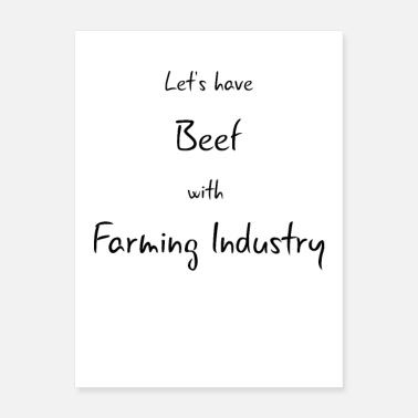 Beef Beef - Poster