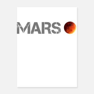 Occupy Occupy Mars Elon Musk - Poster