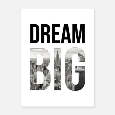 York Dream big - Poster