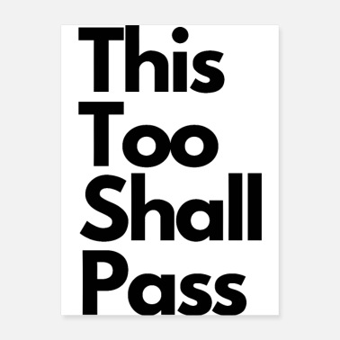 Passed This Too Shall Pass - Poster