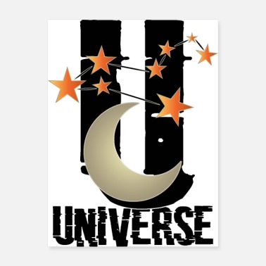 Universe universe - Poster