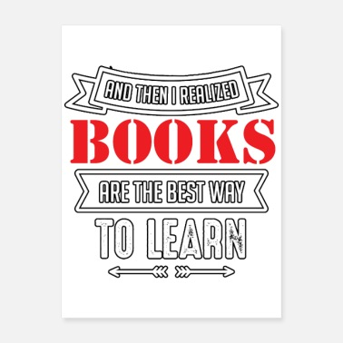 Best Way Book are the best way to learn - Poster