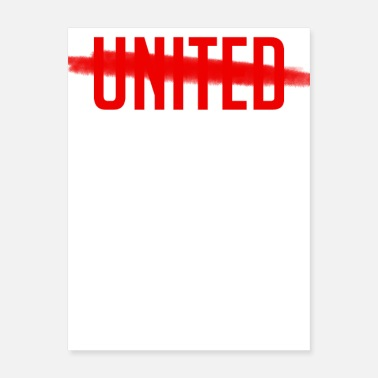 United States No longer the United States of America - Poster