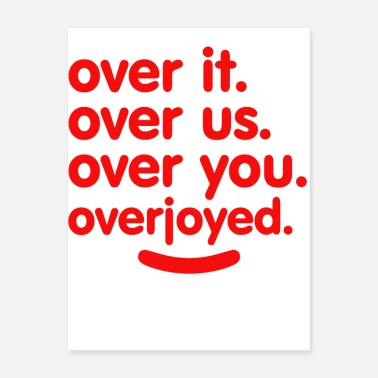 Over OVER - Poster