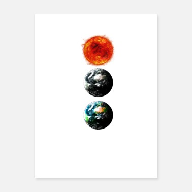 Ecology Earth signal - Poster
