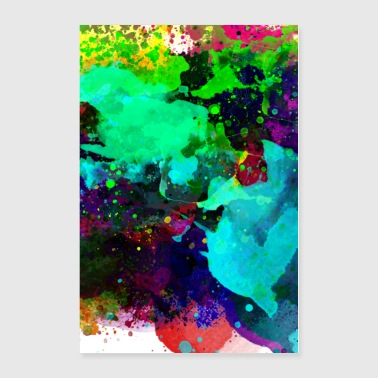Colorful 2 - Poster 24x36