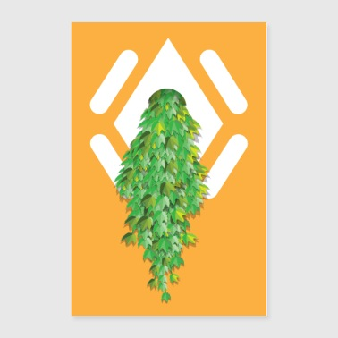 plant poster - Poster 24x36