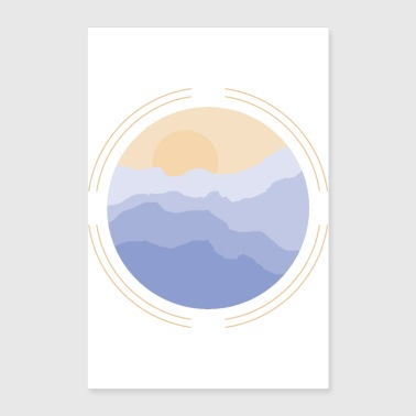 NATURE POSTER - Poster 24x36