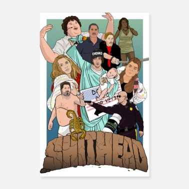 Movie SHITHEAD the MOVIE the POSTER - Poster