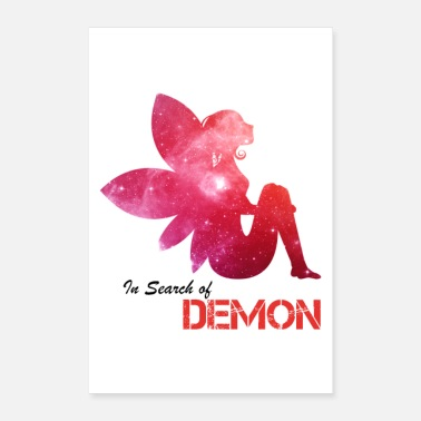 Search Angel in search of Demon - Poster