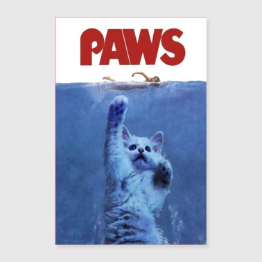 Paws - Poster 24x36
