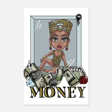 Money-grubbing Money - Poster