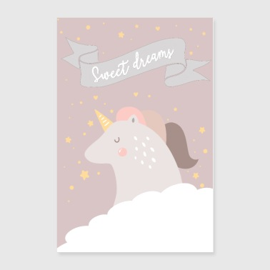 SWEET DREAMS GIRL - Poster 24x36