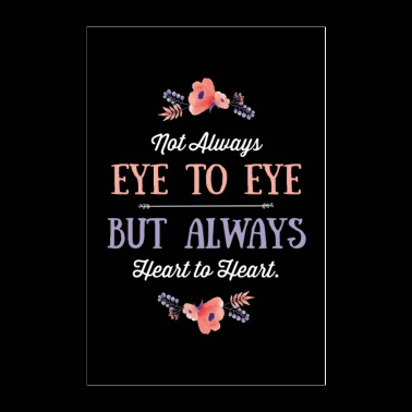 Always Heart To Heart v2 - Poster 24x36