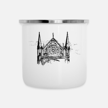Windows Church Window - Camper Mug