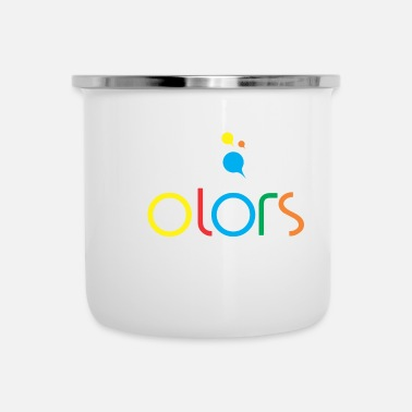 Color Colors - Camper Mug