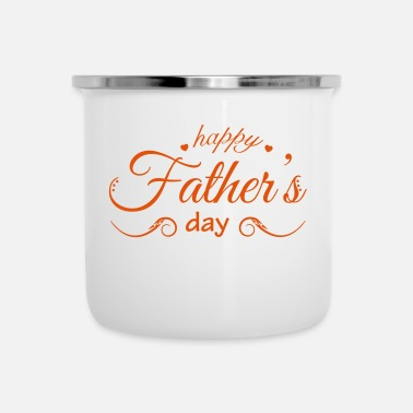 Fathers Day father day - Camper Mug