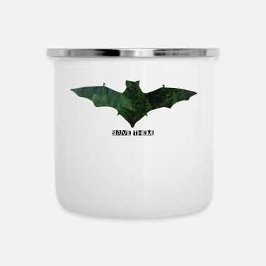 Rescue Rescue the bats - Camper Mug