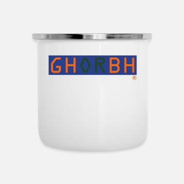 Ghorbh Mindset - Get Hungry or Be Hungry - Enamel Mug