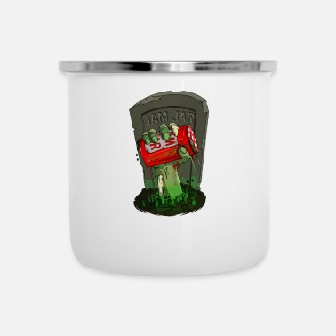 Grave From the grave - Camper Mug