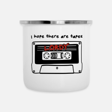 Tape Lordy Tapes - Camper Mug