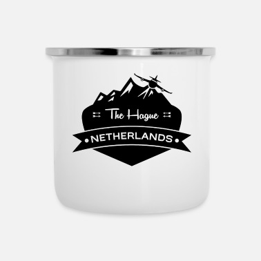Netherlands The Hague Netherlands - Camper Mug