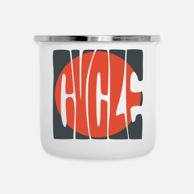 Cycling Cycle - Camper Mug