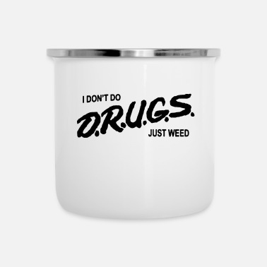 Drug drugs - Enamel Mug